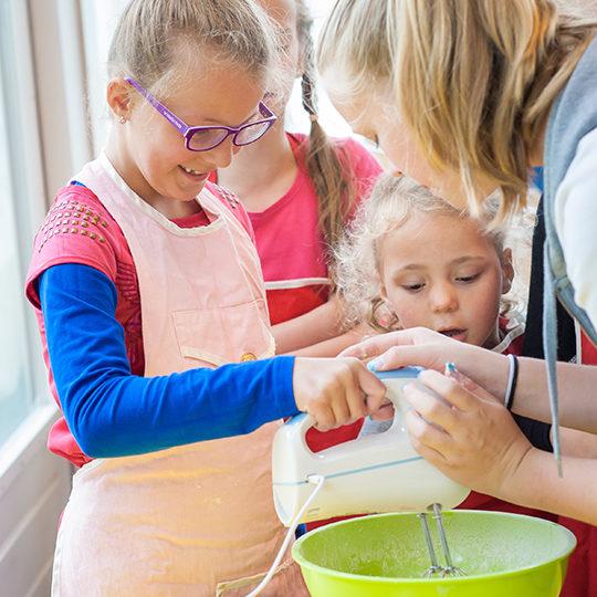 Bakfestijn Kinderfeestje Tante Suus