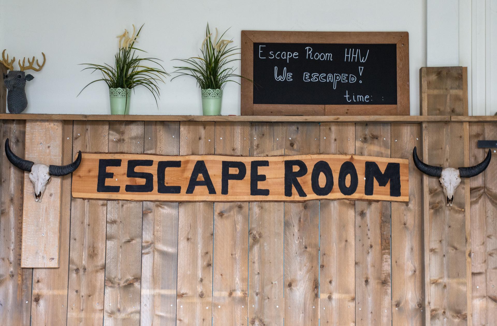 Escape Room voor het hele gezin