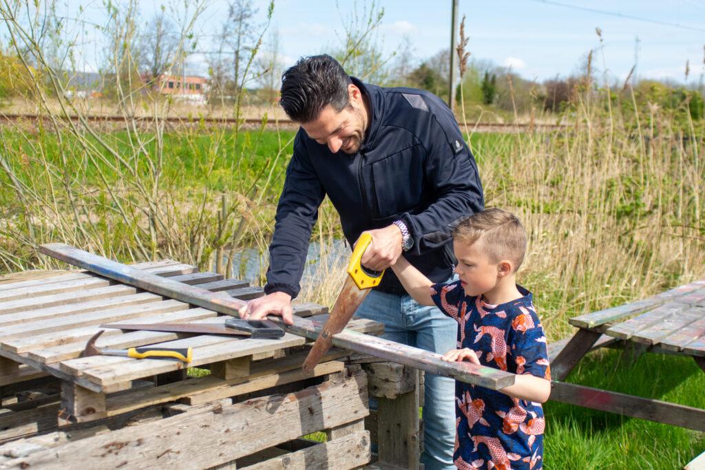 5 tips om samen met je vader te doen!