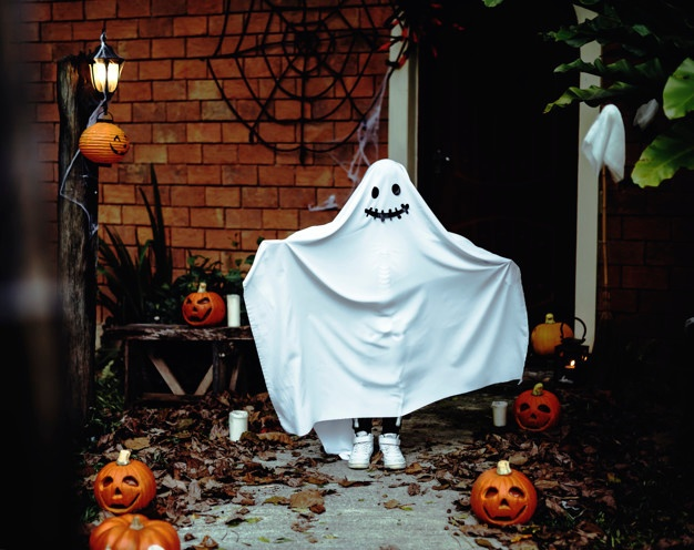 Halloween Spooktocht!